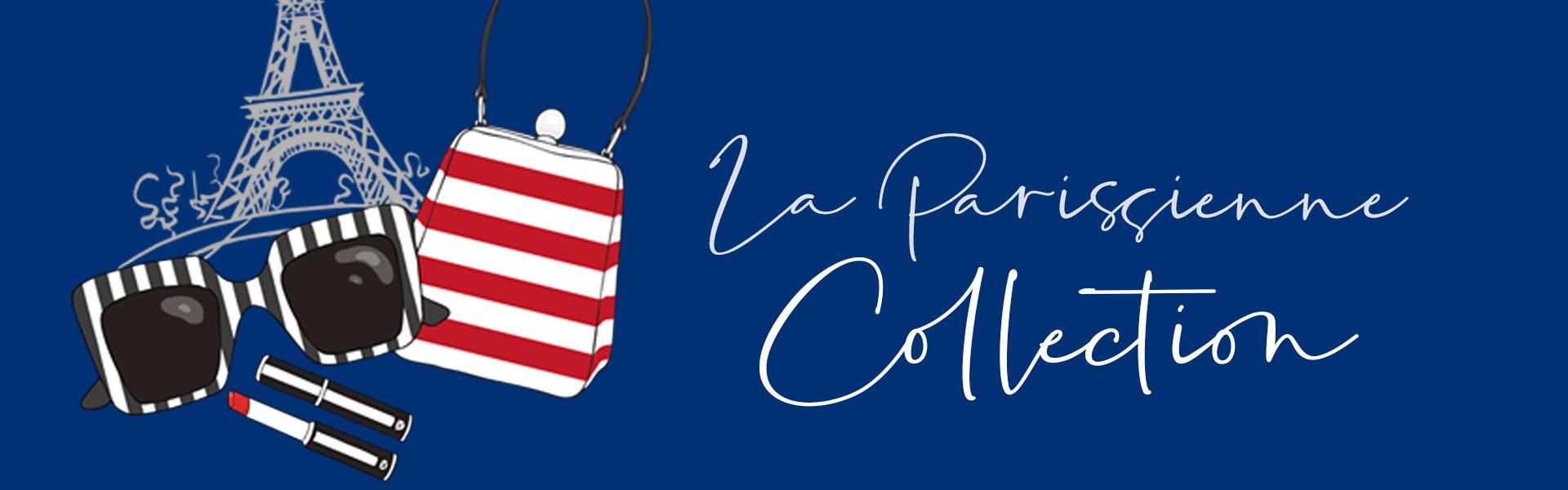 t-shirts la parisienne, la collection tee-shirt,sweatshirt