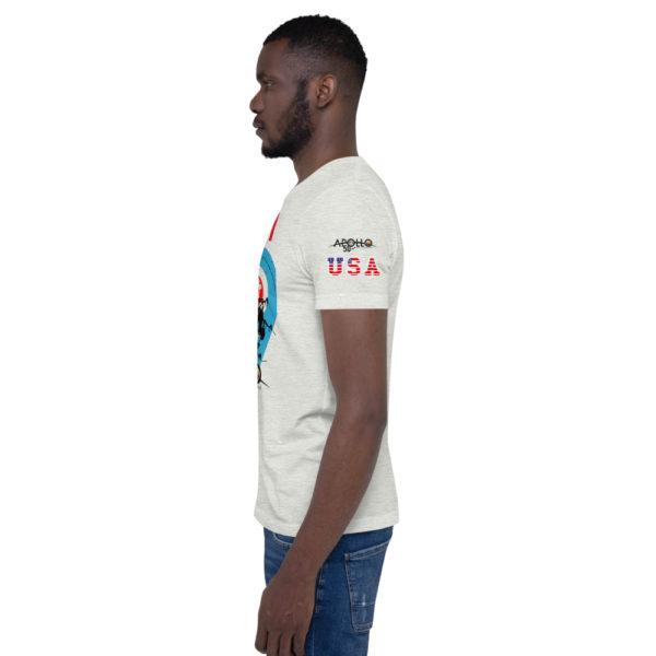 T-Shirt homme NASA série côté apollo - USA