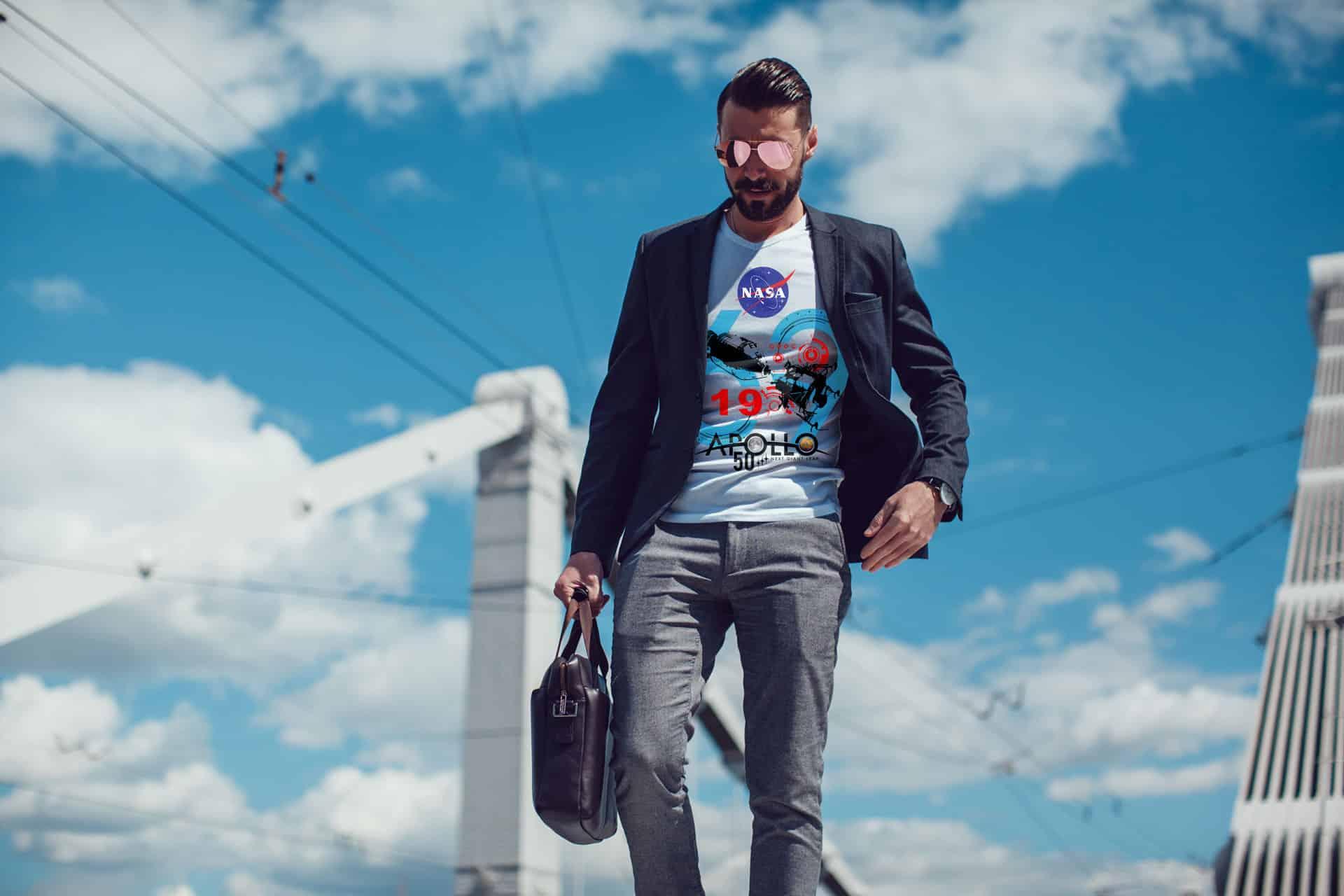 Magnifique t-shirts et sweat-shirts, NASA pour Homme