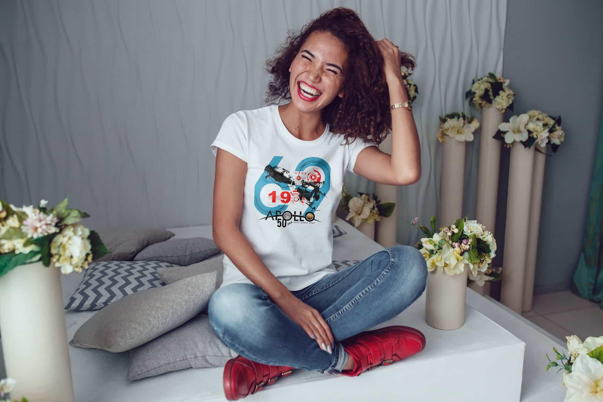Magnifique t-shirts et sweat-shirts, NASA pour Femme