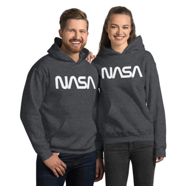 sweat-shirt Champion NASA