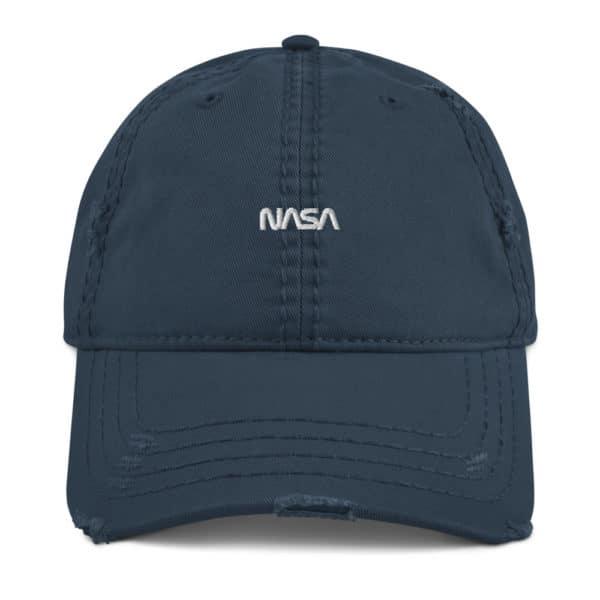Nouvelle Casquette Vintage NASA brodé