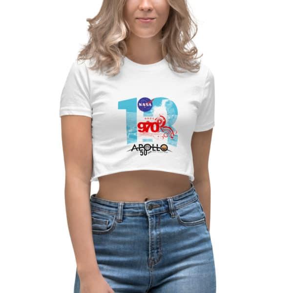 t-shirt court Femme NASA2020