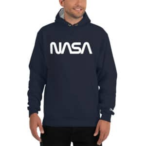 sweat-shirt Champion NASA