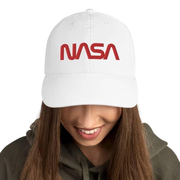 Nouvelle Casquette Champion NASA brodé