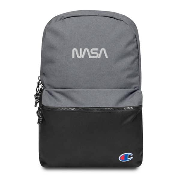 Ce sac à dos Champion NASA Brodé de taille petite est parfait pour une utilisation quotidienne ou sportive.